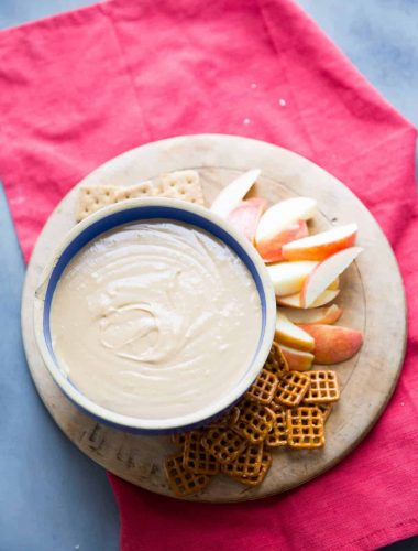 Amish Peanut Butter is a whole new way to enjoy peanut butter! This recipe is sweet, fluffy and so creamy.