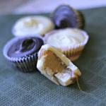 Caramel Peanut Butter Cups www.lemonsforlulu.com