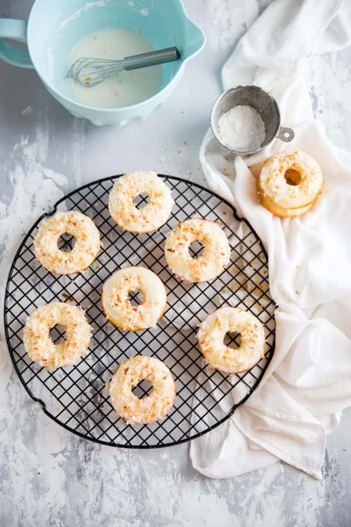 baked donut recipe