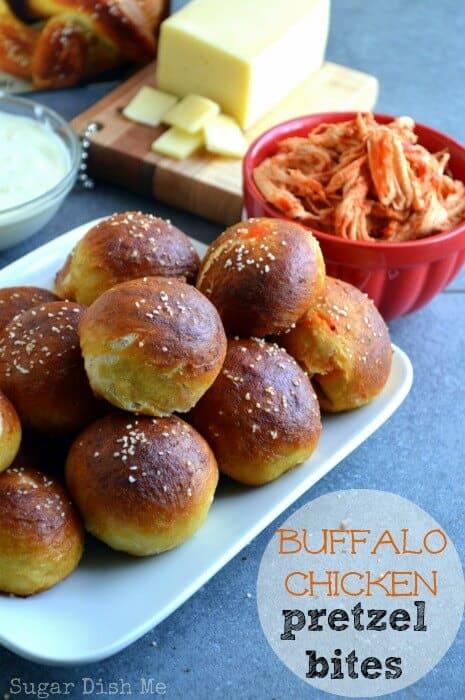 Buffalo-Chicken-Pretzel-Bites