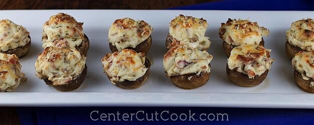 bacon-parmesan-stuffed-mushrooms