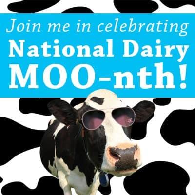 National Dairy Month Banner   Lemons for Lulu