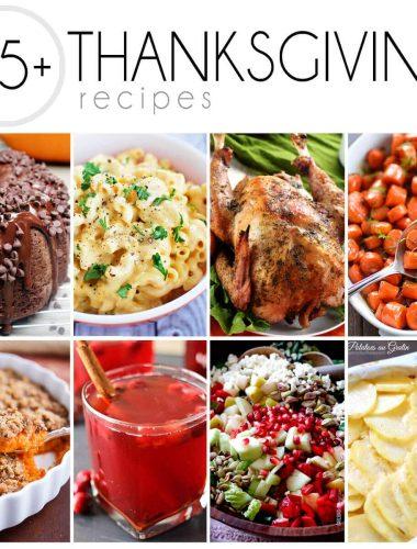 Easy Thanksgiving recipes that anyone can make! lemonsforlulu.com
