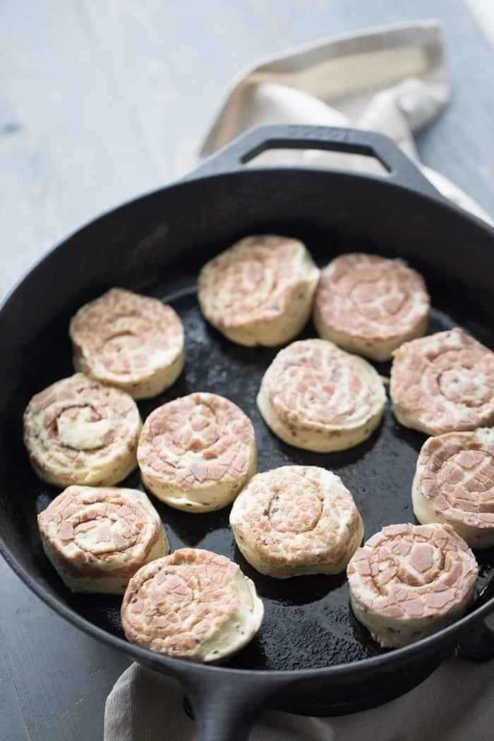 Quick Cinnamon Roll Recipe