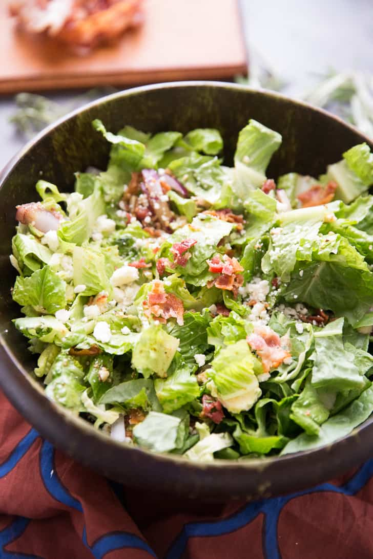 Raw Brussels Sprout Salad Recipe