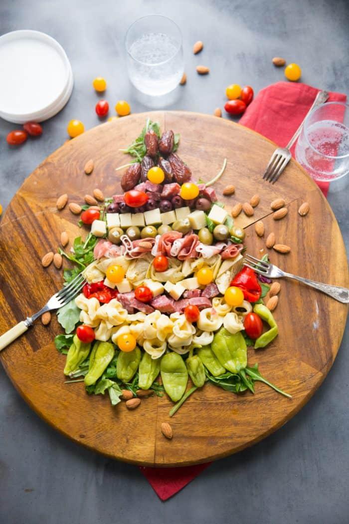 Easy Antipasto Platter