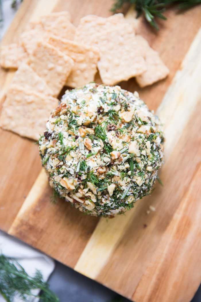 classic cheeseball recipe