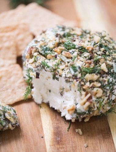 simple cheeseball recipe