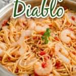 shrimp diablo title photo