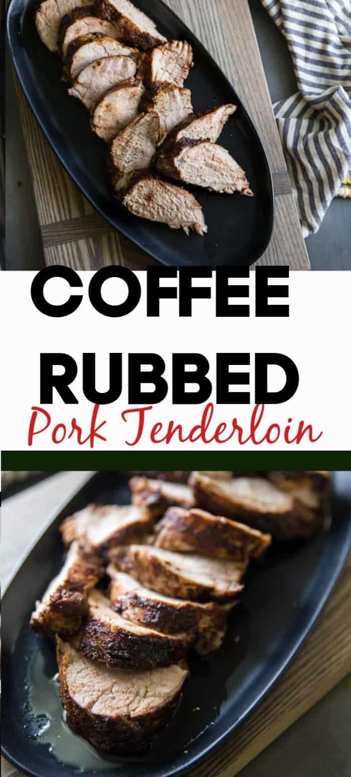 Pork and Pork tenderloin