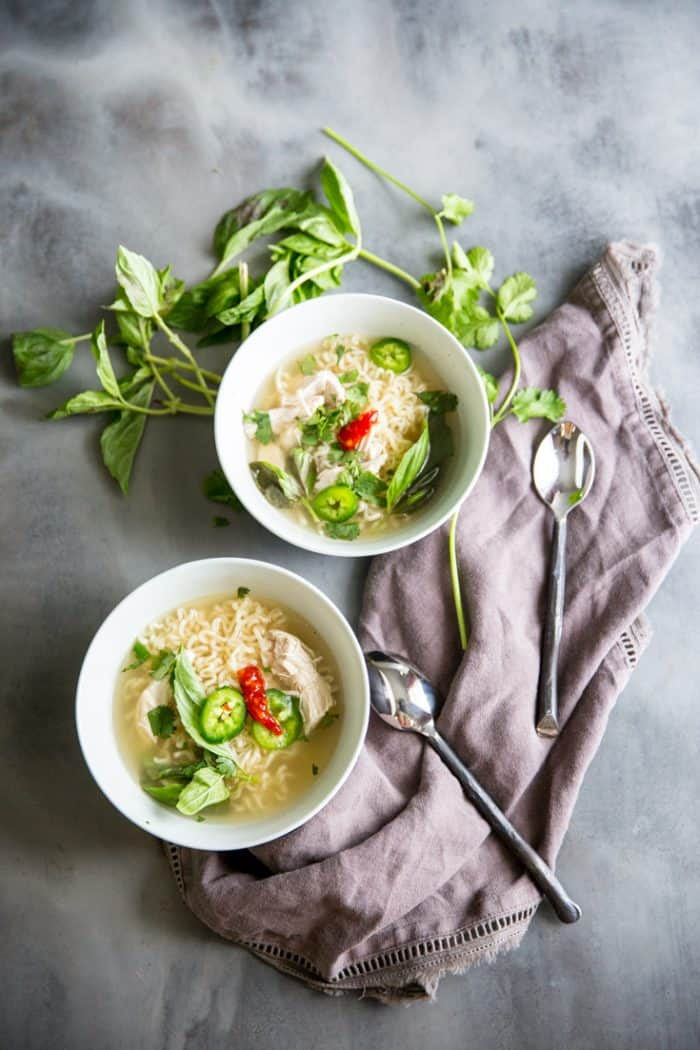 What Is Chicken Pho?
