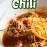 crockpot chili title photo