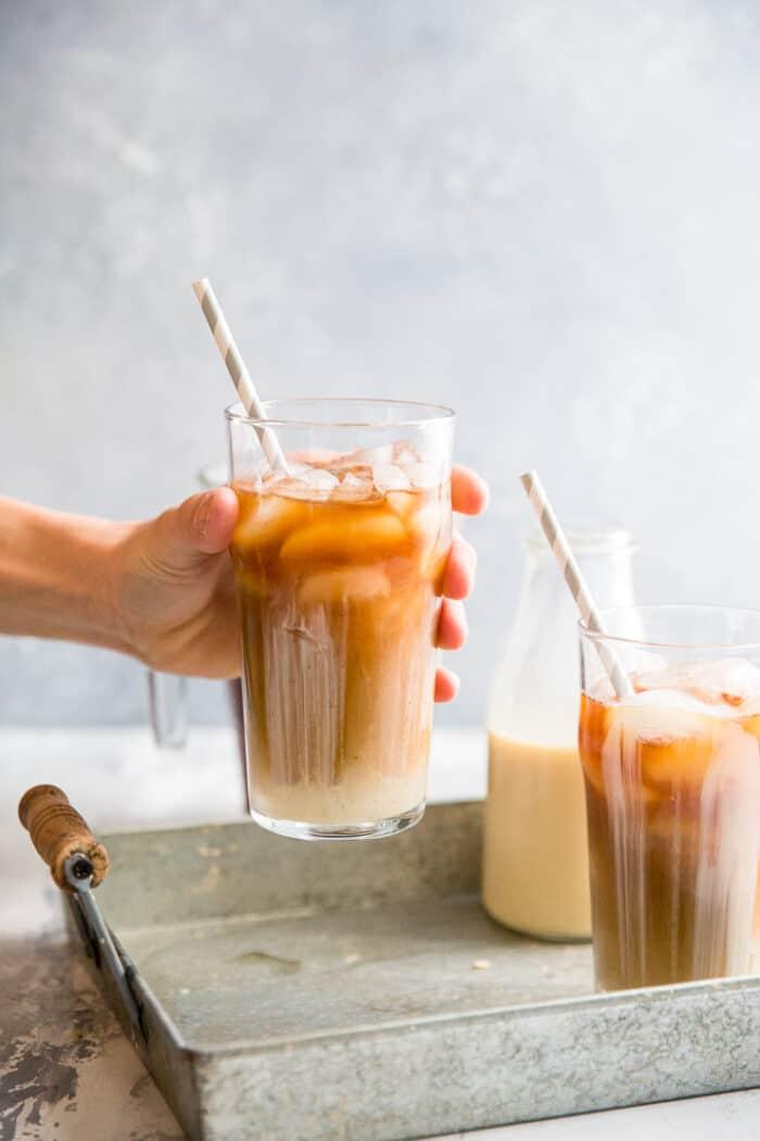 cold brew coffee recipe held