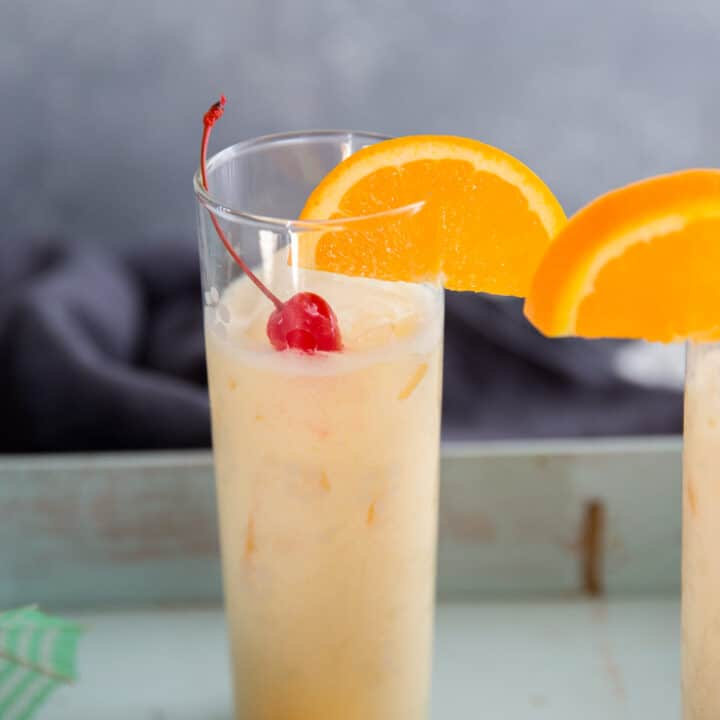 Ambrosia Spiced Rum Cocktail