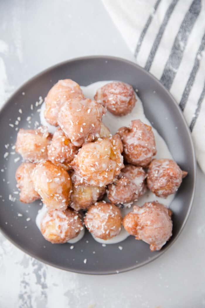 pineapple fritter recipe