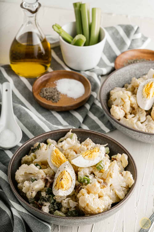 Is Cauliflower Potato Salad Vegan?