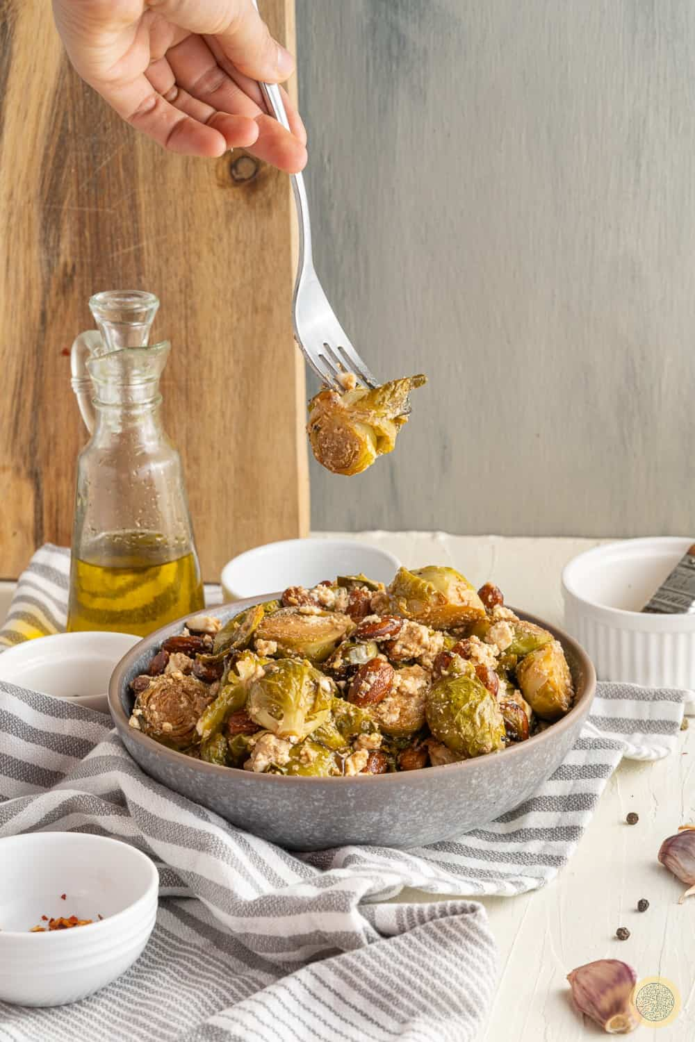 Should You Cut Brussel Sprouts in Half Before Cooking?