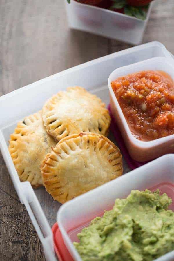 Mini Taco Hand Pies