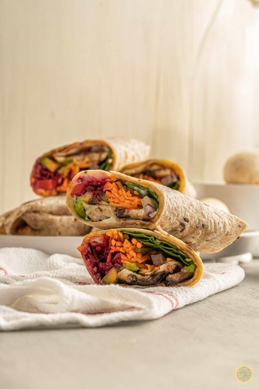 healthy tortilla wraps
