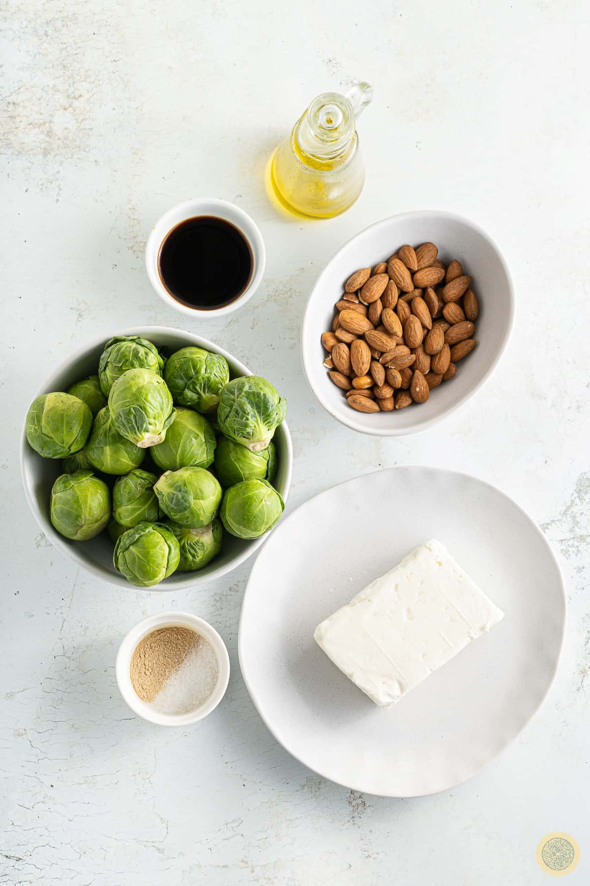 Roasted Brussels Sprouts - ingredients