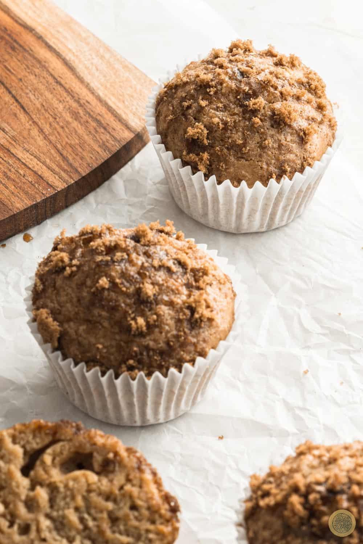 How To Make Vegan Applesauce Muffins