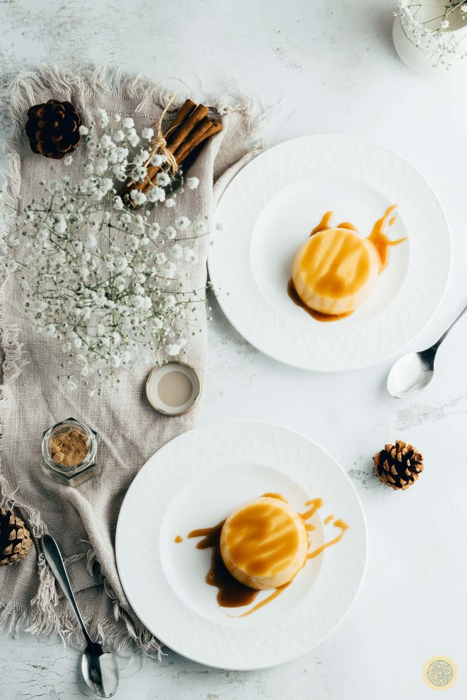 How to Make Pumpkin Panna Cotta Recipe for Fall