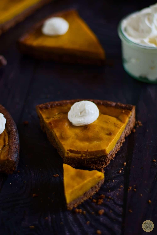 Fall Pumpkin Pie Recipe